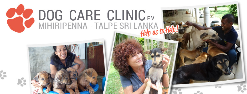 Dog Care Clinic - Tierschutz in Sri Lanka